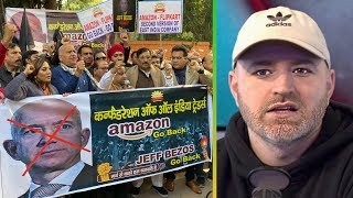 Will Amazon Be Booted From India?