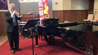 Franck: Panis Angelicus - Trumpet / Piano Duo