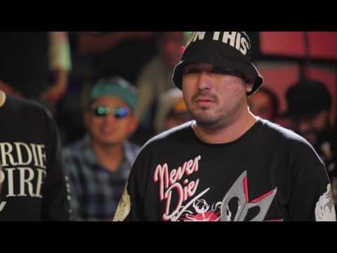 SPIT MX PRESENTA : DENTER VS MARKITOS  VIDEO OFICIAL