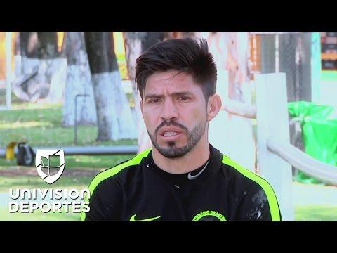 """Oribe Peralta, sobre los que se fueron: """"Los hombres no ganan partidos, los equipos sí"""""""