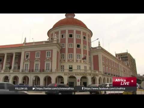 21049 rizne economics CCTV Afrique Angola small business suffering from dollar shortage