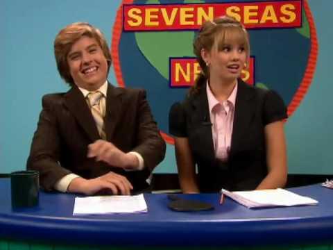 Download The Suite Life On Deck - Seven Seas News - Episode Sneak Peek - Disney Channel Official