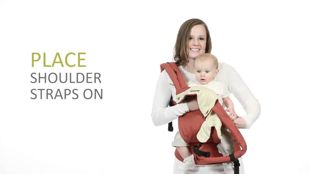 lillebaby carrier forward facing