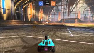 Rocket League PS4 Match - Ranked 2v2 v Gibbs (World #2)