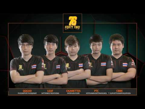 PGL Asia Minor Championship   Day 2   TyLoo vs 7642