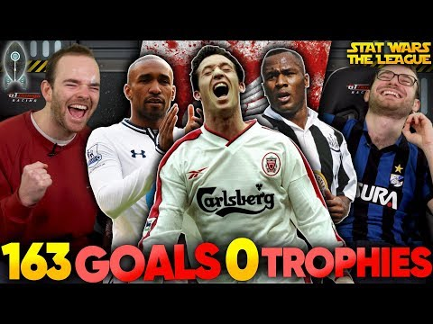 The Unluckiest Player In Premier League History Is… | #StatWarsTheLeague