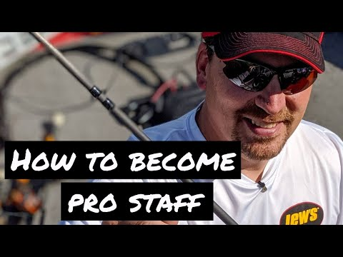 How To Become Fishing Pro Staff | Bass Fishing Pro Staff | What It Means To Be A Pro Staff Member