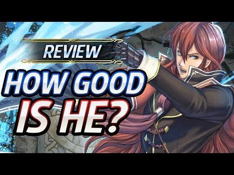 Fire Emblem Heroes - Unit Review: How GOOD is Michalis?
