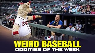 Weird Baseball of the Week! (4/11 to 4/17)