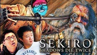 SEKIRO ĐỤT DIE TWICE #9: KHOẢNH KHẮC XUẤT THẦN CỦA DŨNG CT !!! Đạt & Vũ há mồm nhìn Owl bị giết !!!