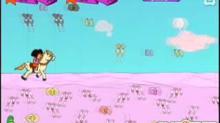 Игра: Даша Собирает Сладости (Game: Dasha collects Sweets)