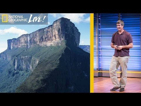 Climbing Islands in the Sky in Search of New Species | Nat Geo Live
