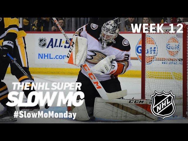Super SlowMo: Week 12