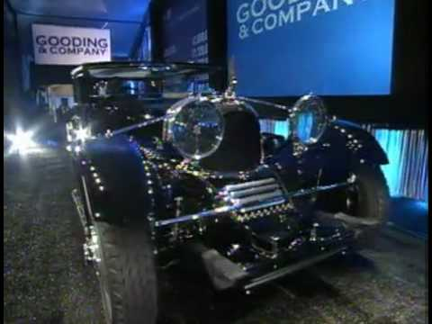 1931 Voisin C20 V12 Mylord Demi-Berline