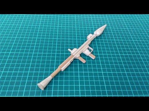 10# DIY The Mini RPG Bazooka