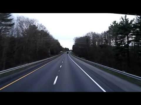 Traveling I-81 I-77 I-26 I-95 to Orlando FL from Winchester Va 660 miles to go