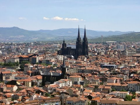 Tourist Attractions in Clermont Ferrand France