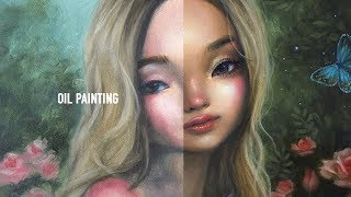 WHY ARE OILS SO INTIMIDATING? 🎨 Studio Sessions Ep. 45