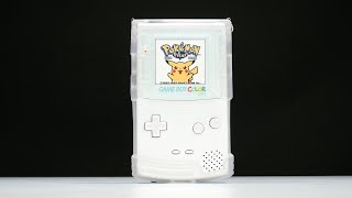 The Perfect MODDED Gameboy Color
