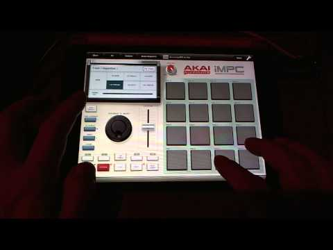 iMPC Dubstep - iPad mini -