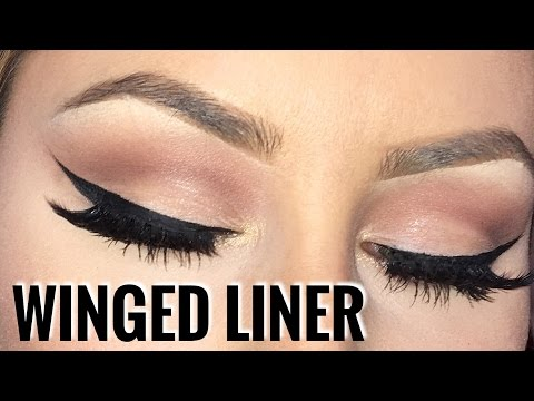 How To Apply Winged Eyeliner Like Pro