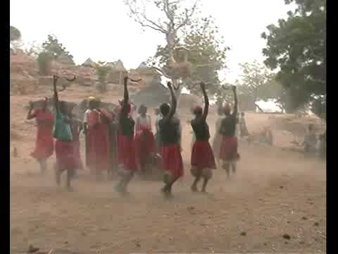 Cameroon, Oudjilla, traditional dance