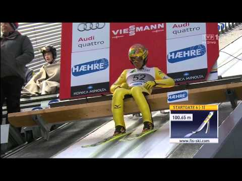 Vikersund 2015 - 2nd competition