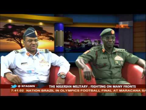 Security: How We Are Fighting Terrorism And Pipeline Vanders-Army