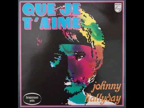Johnny Hallyday   Palais des Sports 1969 (Vinyle rip original)