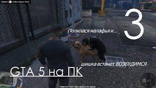 GTA 5 Прохождение на ПК Часть 3 Секс с собакой