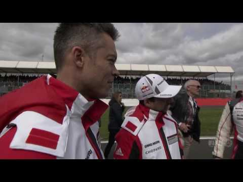2017 WEC 6 Hours of Silverstone - Full Race - REPLAY