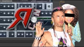 Diplo Talking Bass Tutorial - Dolce and Gabbana by Riff Raff