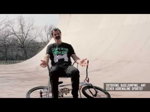 BMX: Mat Hoffman Answers Questions From NASS