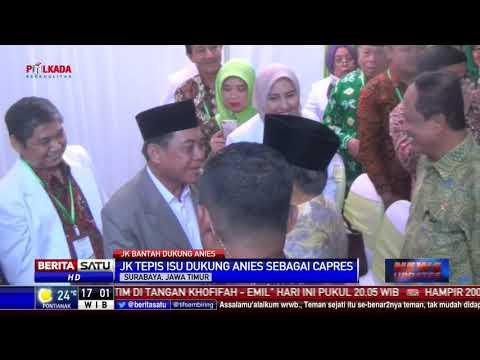 JK Bantah Dukung Anies di Pilpres 2019