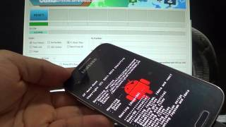 ✔ Root Samsung S4 Mini I9195L / I9195 4.4.2 Kitkat (SuperSU / Superusuario)