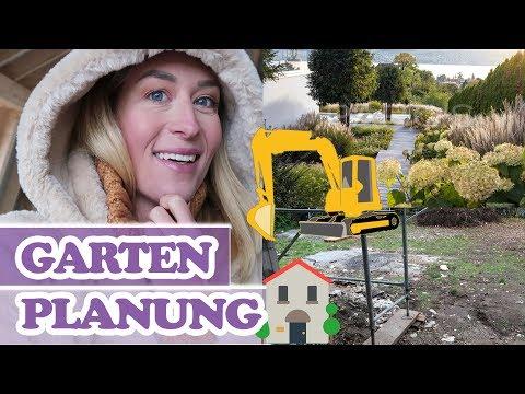 HAUS UPDATE Wir planen unseren Garten für das neue Haus