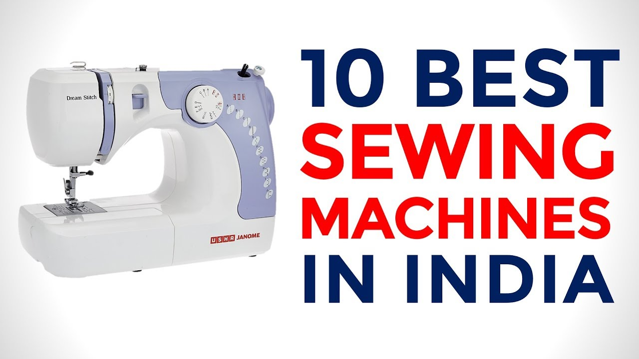 Sewing Machines Price in India 2020 | Sewing Machines ...