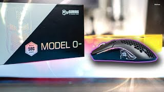Glorious Model O- Review! Best Light Mouse Out!?