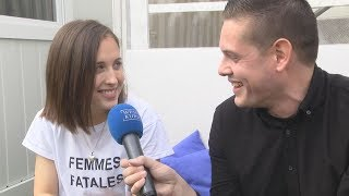 Breminale 2017: Alice Merton im Interview