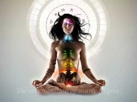 HEMI SYNC OM The reverberation of source Alpha VOL II (read Video Discreption!)