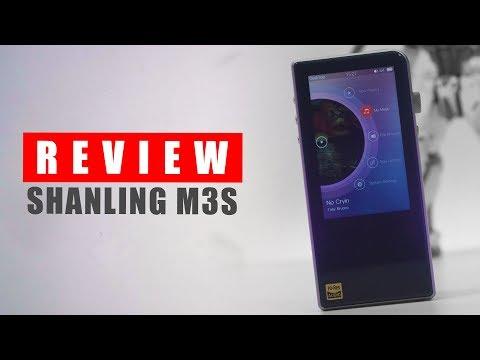 Review Shanling M3s : Digital Audio Player Merk Asing, Kualitas Sinting, Harga Bikin Pusing