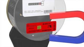 ✔️ Как остановить электросчетчик смотри до конца⛔!Магнит VS Антимагнитная пломба(часть5)