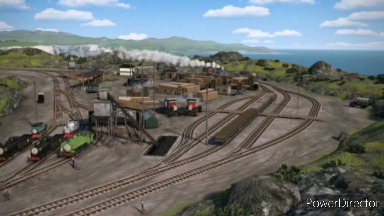 Sodor's Legend of the Lost Treasure (But Only When Samson is on Screen)