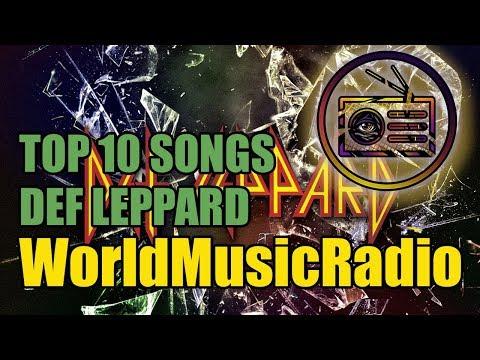 DEF LEPPARD | TOP 10 SONGS