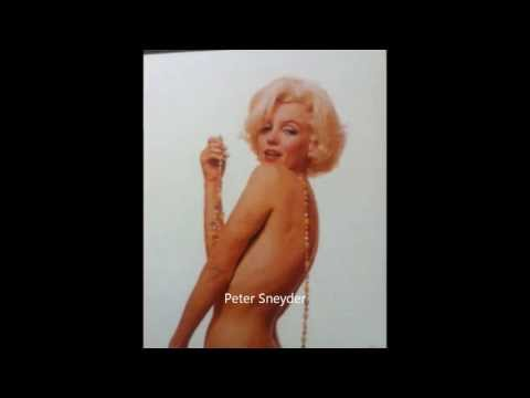 Marilyn Monroe  The Semi Nude Sitting, By Bert Stern   RARE