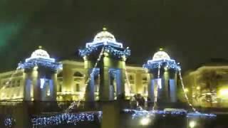 Волшебная красота Новогоднего Санкт-Петербурга - 2019 !