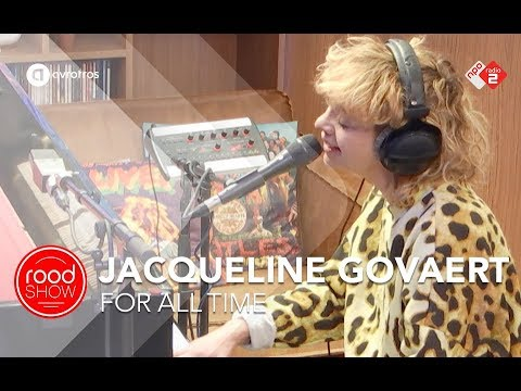 Jacqueline Govaert - For All Time live @ Roodshow Late Night
