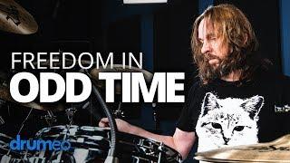 Marco Minnemann - Freedom In Odd Time (Drum Lesson)