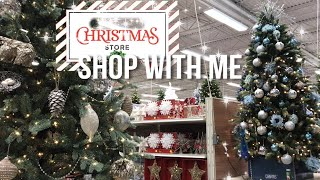 Shop with me Christmas