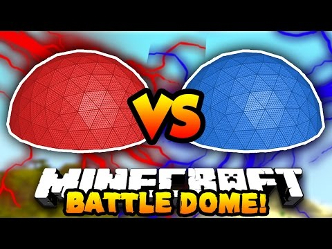Minecraft FAN BATTLE DOME! #1 (The Pack VS Fans!) w/ The Pack